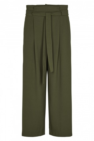 Second Female Rifle Green Yasemin Trousers