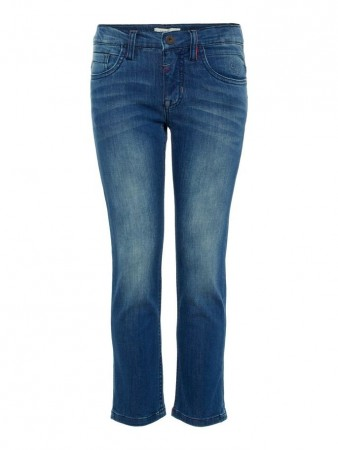 Name It Medium Blue Denim Nkmbarry Dnmteddy 2154 Pant
