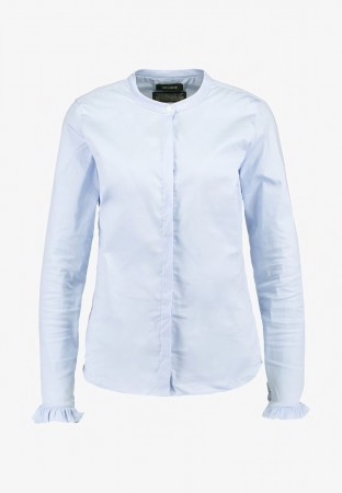 Mos Mosh Light Blue Mattie Shirt