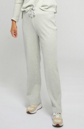 Noella Carine Pants Cotton Light Grey