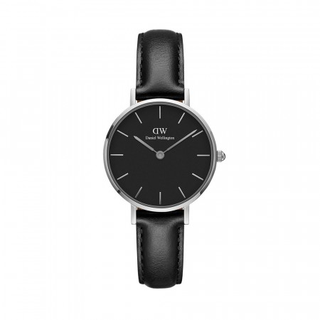 Daniel Wellington Silver Classic Sheffield Black