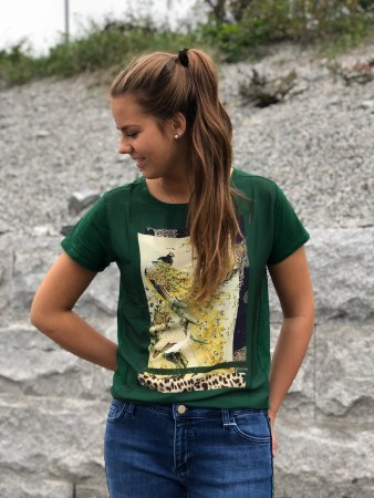 Rich & Royal Forest Green T-shirt