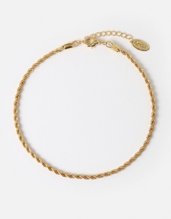 Orelia - Rope Anklet