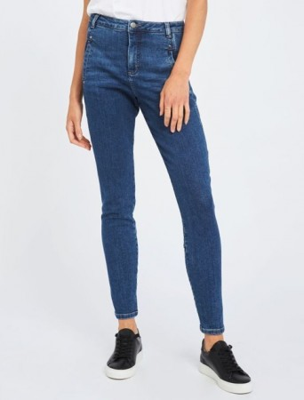 Five Units Rush Blue Raini Jolie 455 Rush Blue Raini, Jeans