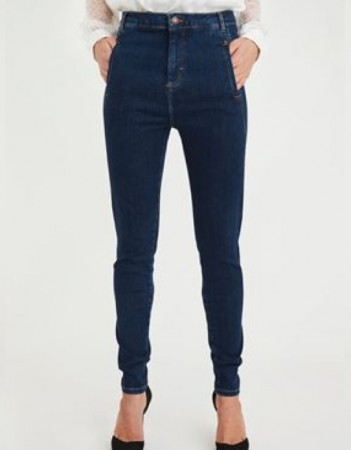 Fiveunits Dark Recycled - Jolie 595 Dark Recycled, Jeans