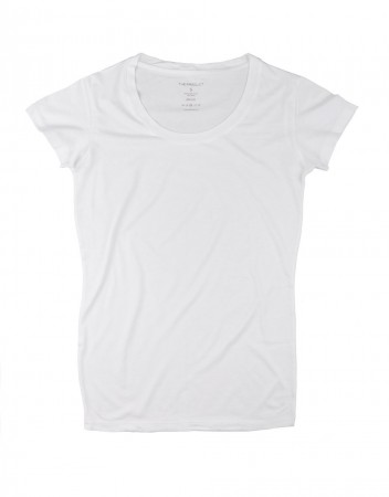 The Product 10 White Wmn T-shirt