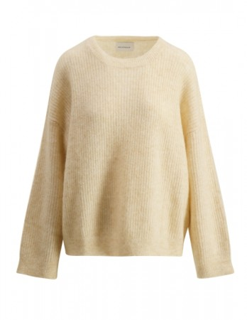 Holzweiler  Nora Knit Sweater Light Yellow