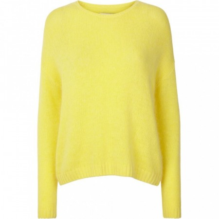 Lollys Laundry 39 Yellow Nina Jumper