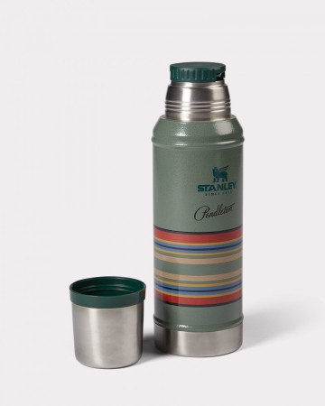 Pendleton Green Stanley Classic Bottle