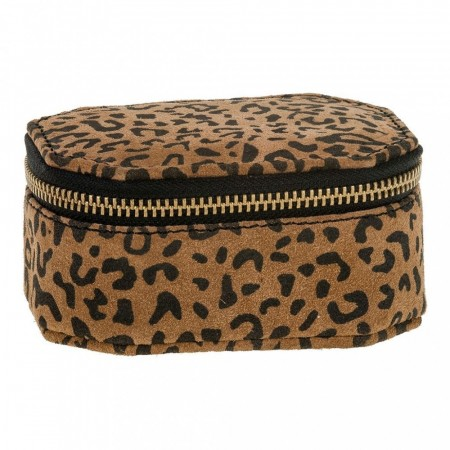 Depeche 082 Leopard Jewellery Box Large