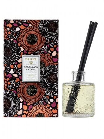 Voluspa Persimmon & Copal Reed Diffuser 100ml