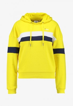 Emprie Yellow-bright White-black Women Ella Hoody