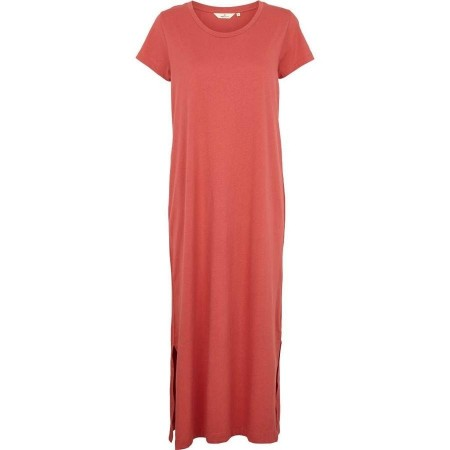 40bd0b4b7ecc Basic Apparel 360 Mineral Red Rebekka Dress Organic