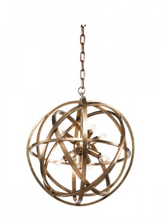 Artwood Nest Ceiling Lamp Brass 50