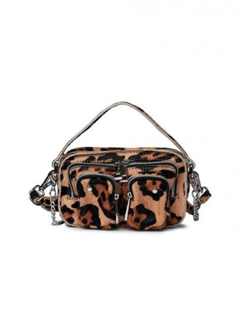 Nunoo Leopard Helena Hair-on Leo