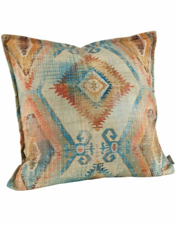 Artwood Multi Col. Cruz Rust Cushion Cover 50x50