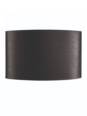 Artwood Svart Shade Oval L Black Leather