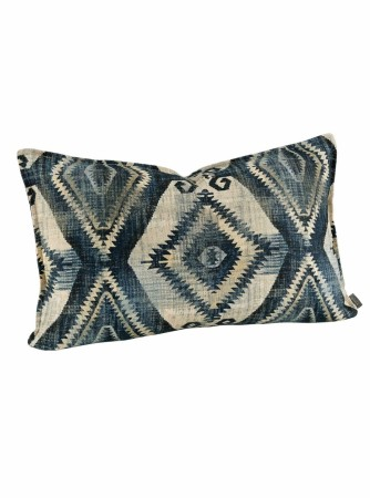 Artwood Blå Cruz Indigo Cushion Cover 40x60