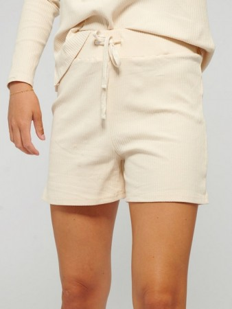 Noella Carine Shorts Cotton Camel