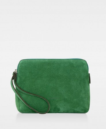 Decadent Suede Green Hannah-502