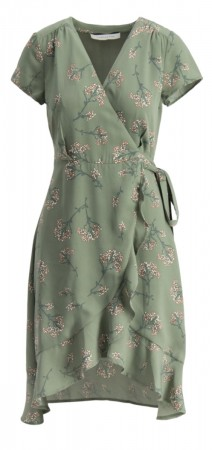 Camilla Pihl Army Flower Palm Dress