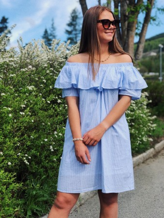 Ane Mone Light Blue Dress