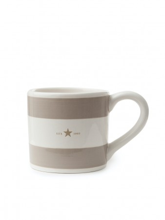 Lexington Beige Earthenware Mug