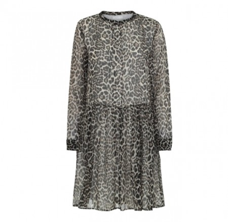 Mache Leopard Lea Dress