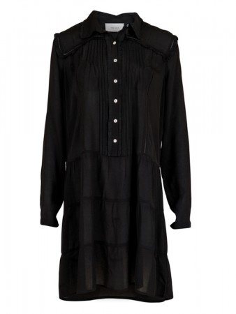 Neo Noir Black Gracie Dress