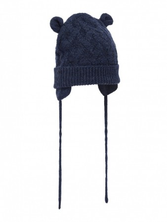 Name It Dress Blues Barn Nmmwrilla Wool Knit Hat