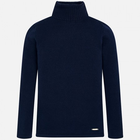 Mayoral Marine Basic Knitting Turtleneck