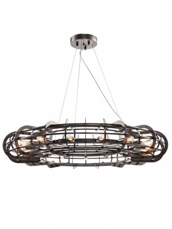 Artwood Khan Ceiling Lamp ø110 Matt Black