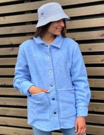 Noella - Viksa Jacket Wool - Charming Blue