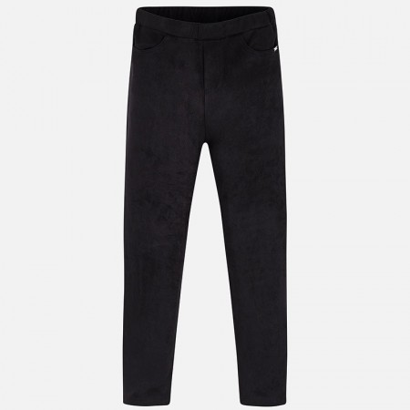 Mayoral Black Leggings