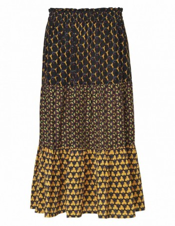 Day Safron Lunaria Skirt