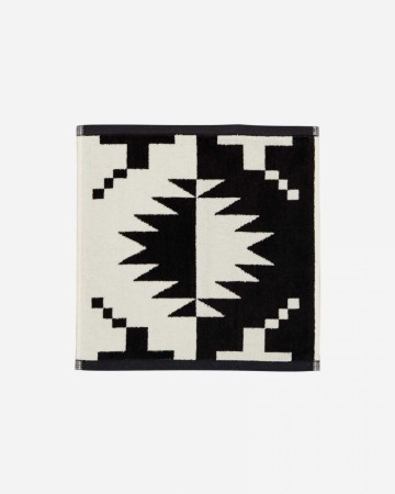 Pendleton - Spider Rock Black Jacquard Wash Cloth
