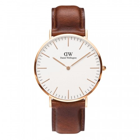 Daniel Wellington Rose Gold Classic St Mawes