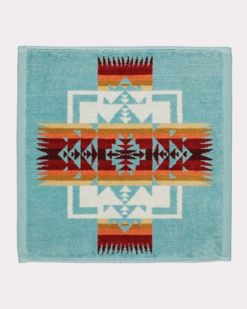 Pendleton - Aqua Chief Joseph Wash Towel