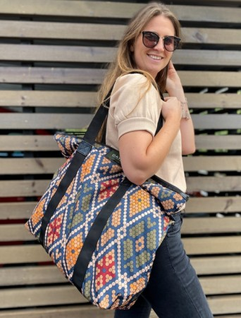 Et Multi Colour Day Gweneth Re-p Mosaic Bag