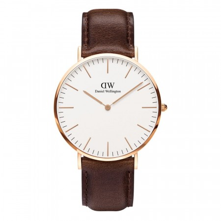 Daniel Wellington Rose Gold Classic Bristol