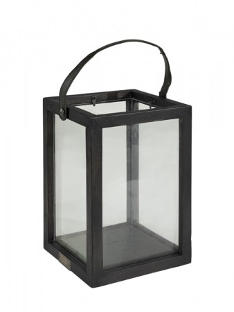 Artwood Lantern Single Black (hp)
