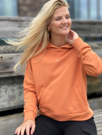 Holzweiler Orange Hang On Hoodie