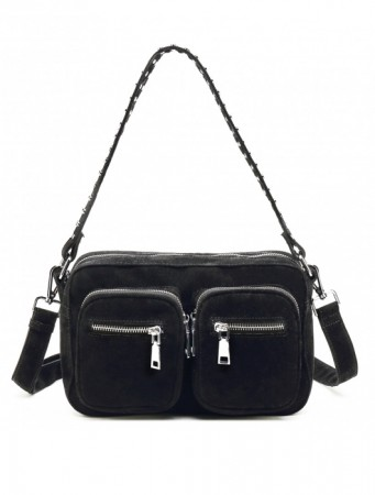 Noella Black Celina Bag, Black