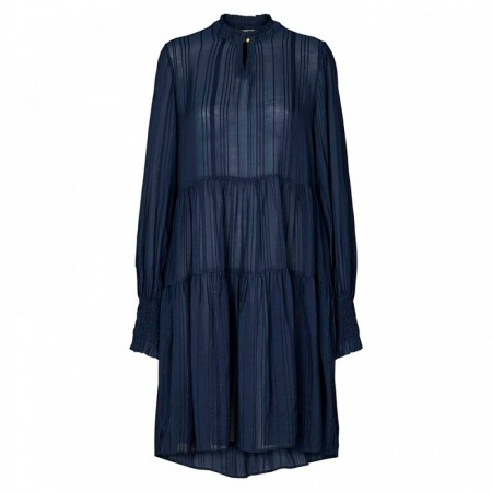 Lollys Laundry 29 Dusty Blue Eva Dress