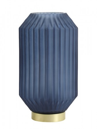 Light And Living - Ivot Table Lamp Led Matt blue