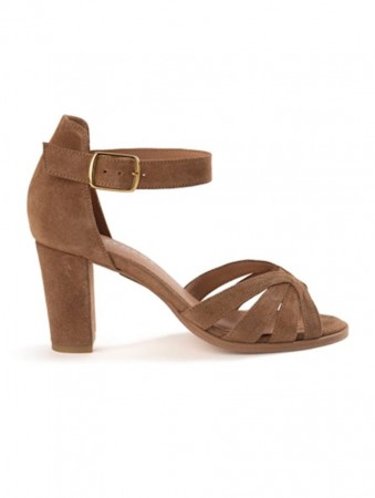 Pavement Tan Suede 255 Gillian