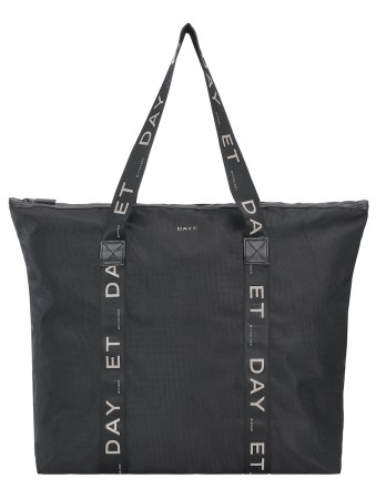 Day Et Gw - Sporty Logo Band Bag Black