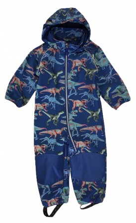 Name It Limoges Overall Nmmalfa Softshell Suit Dino Fo