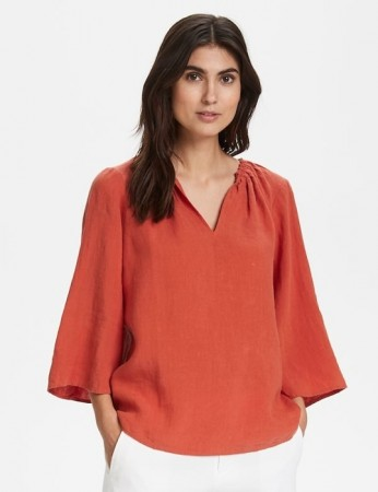 Part Two Chili Blouse Caritapw Bl