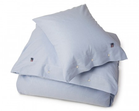 Lexington Blue 140x220 Pin Point Blue Duvet